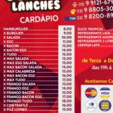 guloso lanches